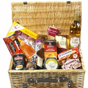 Taste of Scotland gift hampers