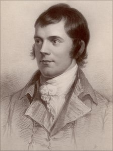 Scottish poet, Robert Burns