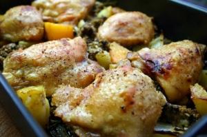 Belleau Kitchen Burns Supper Chicken Thighs